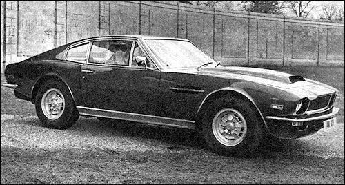 Aston Martin 1975